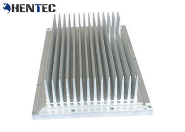 China Customised Anodize Heatsink Extrusion Profiles Aluminum Radiator CA / CE supplier