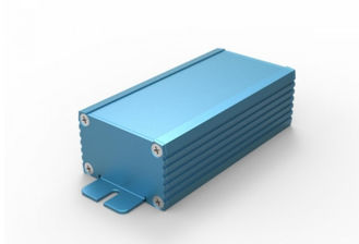 Anodizing / Powder Painting  Extruded Aluminum Enclosure CNC Machining