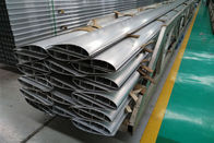 Aluminum Extrusion Profile Of Industrial Fan Blade For Draught Fan / Air Cooling Tower