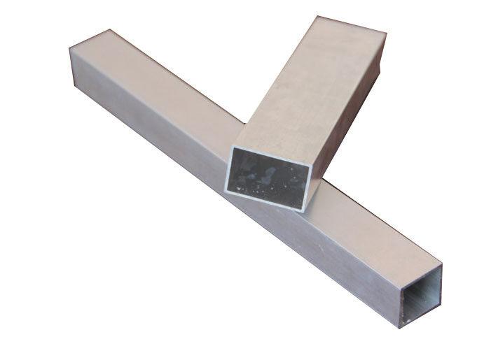 Aluminum tubing rectangular