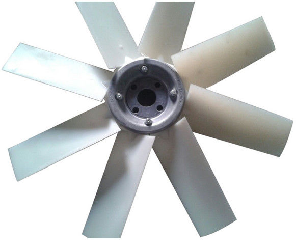 Industrial Blower Fan Blades : Aluminum replacement industrial exhaust fan blades air