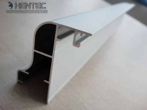 Sand Blast Aluminum Window Extrusion Profiles Aluminium