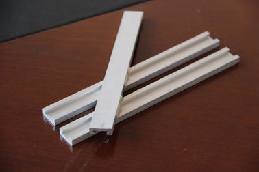 China T Shaped Aluminum Extrusion , Metal Extrusion Profiles For LED Lighting factory