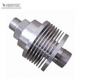 China Customized Precision Casting Parts  , Aluminum Connector CNC Precision Machining factory