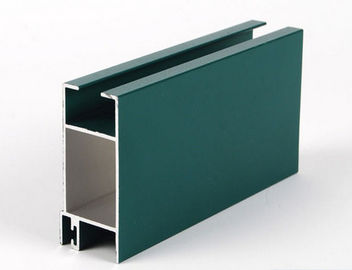 China Decorative Aluminum Door Extrusions , buildings Aluminium Extruded Profiles factory