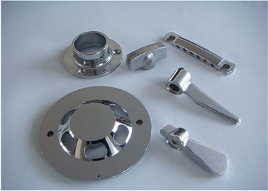 Aluminum / Zinc Hardware Die Casting Parts For Washing Machine Parts