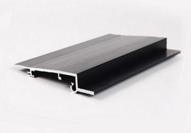 Customeized Aluminum Door Extrusions , Aluminum Profile For Automotive Sunroof Series