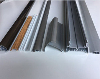 T5 / T6 Temper Aluminum Extrusion Profiles with LED Deep Processing