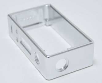 OEM Aluminum Extrusions For Electronics / Electronic Enclosure with CNC Machining