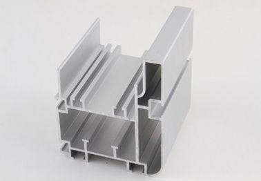 Industrial Aluminium Extruded Profiles Aluminium Deep Processing Profiles