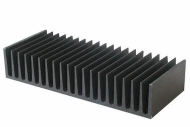 6063 6061 6005 Aluminum Heat Sink Extrusion Profiles Aluminum Radiator