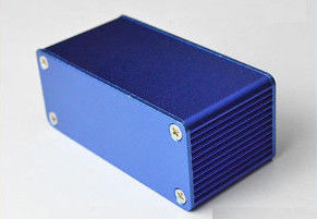 China Wateproof Extruded Aluminum Enclosure Electrical Junction Box Powder Painted factory