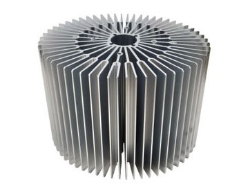 Aluminum Heatsink Extrusion Profiles