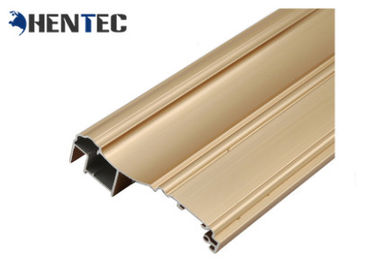 China 6063 / 6061 Standard Aluminum Extrusion Profiles Anodizing / Electrophoresis distributor