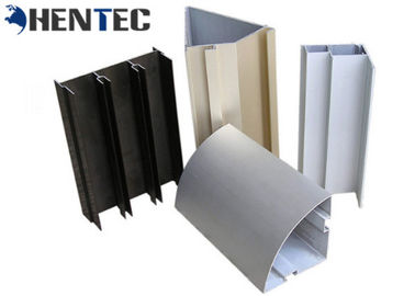 China Elevator Door / Window Profile Aluminium Construction System Curtain Wall Profile distributor