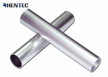 China CA CE Aluminium Tube Profiles , Industrial Aluminium Profiles Good Wear Resistance distributor