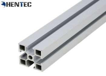 China Anodized Industrial Aluminium Extrusion System , V Slot Aluminum Extrusion Profiles distributor