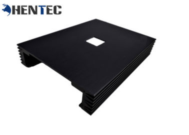 China Black Anodized Aluminium Extrusionsprofile Enclosures For Electrical Prototype distributor