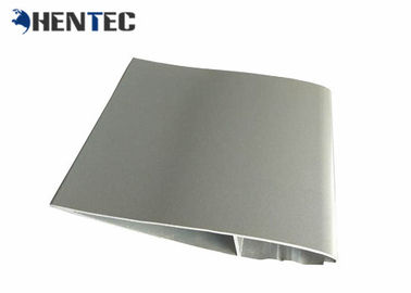 China Anodize Surface Industrial Fan Blade For Cooling Towers , Ceiling Aluminum Fan Blades factory