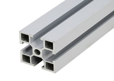 China Durable 6063 Anodized Aluminium Profile System T Shaped Aluminium Profile factory