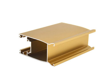 China CA CE Anodized Aluminium Window Extrusions With Termal Strip , Customerized distributor