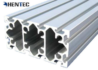 China Durable 6063 Anodized Aluminium Extrusion Frame System T Shape Long Life factory