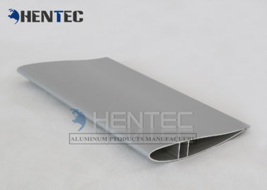 China OEM Metal Industrial Fan Blade Aluminum Extrusion Profiles Products To Cooling Blade factory
