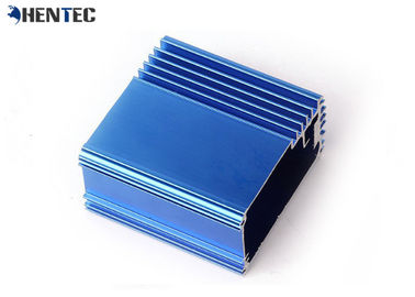China Anodized Aluminum Extrusions For Electronics / Electrical Shell 5-800mm Diameter distributor