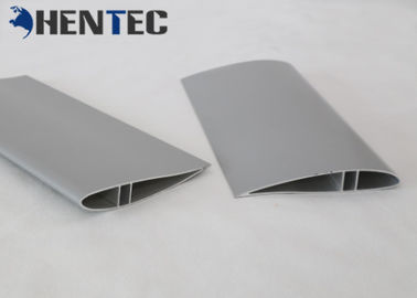 China Powder Painted Fan Blade Aluminium Extruded Profiles For Cooling Blades distributor