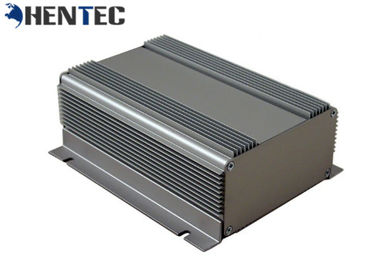 China Anodizing Aluminum Extrusion Enclosure Heater / Motor Shell Water Proof distributor