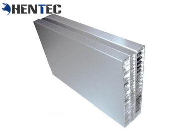 China Aluminum Honeycomb Sandwich Panel For Wall Cladding Facades And Roofs distributor