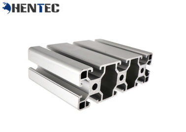 China Anodised Aluminium Extrusion System T Slotted Aluminum Extrusion Framing factory