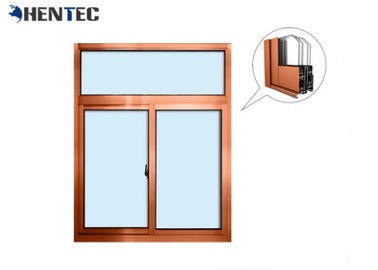China Customized Aluminum Window Extrusion Profiles For Casement / Silding Window distributor