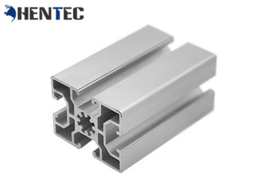 China OEM Customized T - Solt Industrial Aluminium Profile System High Corrosion Resistance distributor