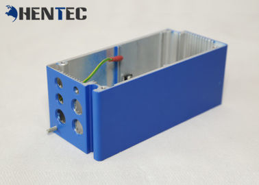 China Electric Instrument Box Extruded Aluminum Enclosures Electronics Aluminium Shell distributor
