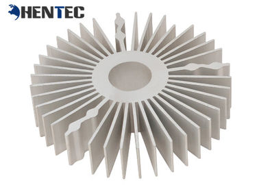 China CE Anodized Extruded Heat Sink Industrial Aluminium Profiles 6063 - T5 distributor
