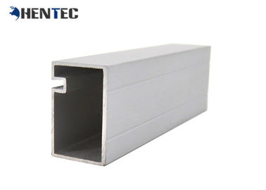 China 6061 Anodized Aluminium Window Extrusion Profiles / Elevator Frame distributor