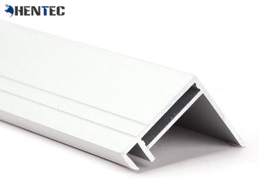 China 6000 Series Aluminum Solar Panel Frame Mounting Structure , Aluminum Extrusion Profiles distributor