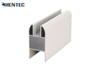 China Anodized aluminum door frame extrusions , aluminum extrusion profiles distributor