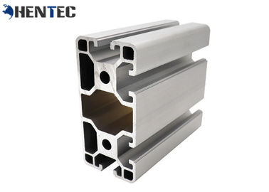 China OEM Aluminium Profile System Construction Aluminium Profiles For Assembly Line distributor