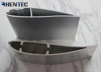 China Cooling Towers Extruded Aluminum Profiles , Ceiling Aluminum Fan Blades distributor