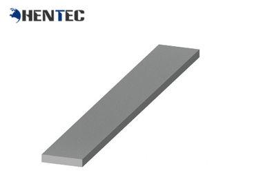 China Customized 6063 Aluminum Profile Flat Bar 6063 - T5 For Construction distributor