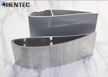 China Aluminum Profile Of Industrial Fan Blade For Draught Fan / Air Cooling Tower factory