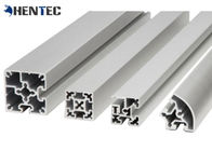 6005 Anodized Aluminium Extruded Profiles , Assembly Line Extruded Aluminum Profiles