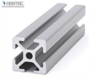 6063 - T6 Industrial Aluminium Profile System Weather Resistance For Assembly Stage